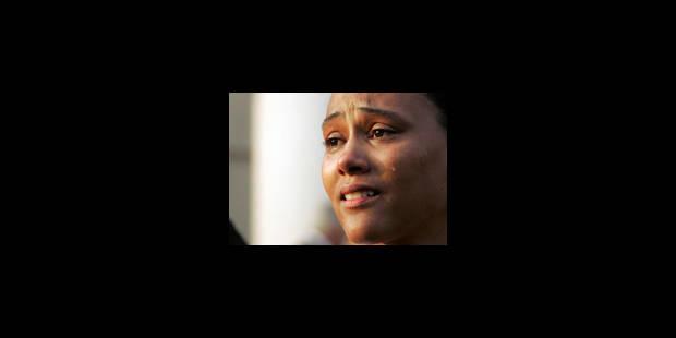 L'Amérique trahie par Marion Jones - La Libre