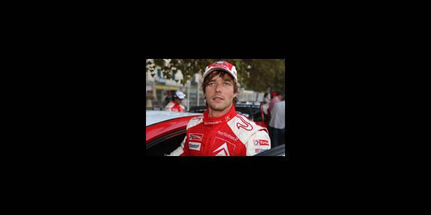 Sébastien Loeb remporte le Tour de Corse - La Libre