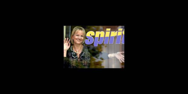 Bettina Geysen élue présidente de Spirit