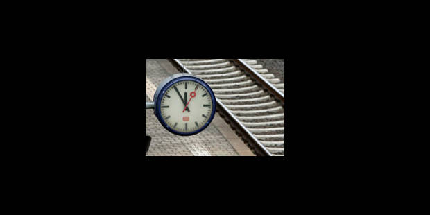 SNCB : désordre sur la ligne - La Libre