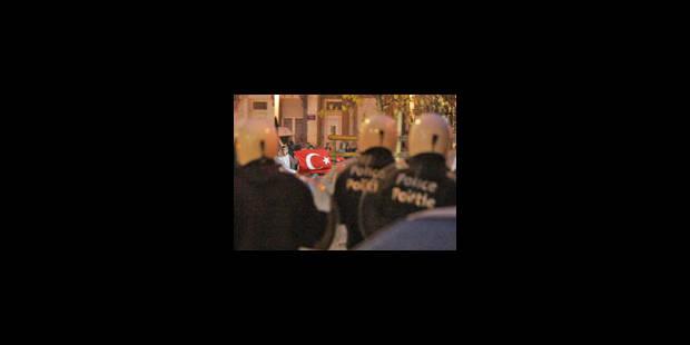 93 interpellations après les incidents - La Libre