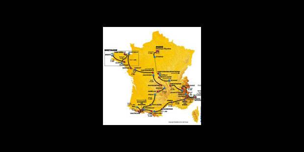 Le Tour de France 2008 sans prologue ni bonifications - La Libre