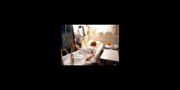 Prime hospitalisation encore en hausse - La Libre