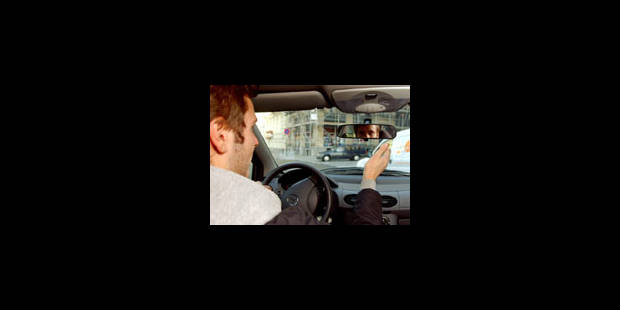 Le Belge trop peu contrôlé sur la route - La Libre