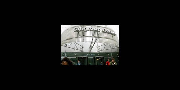 Le PDG de Citigroup s'apprête à démissionner