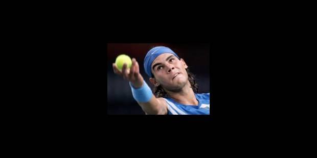 Nadal face à Nalbandian pour une revanche