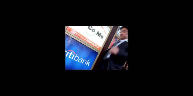 Citigroup annonce des pertes colossales
