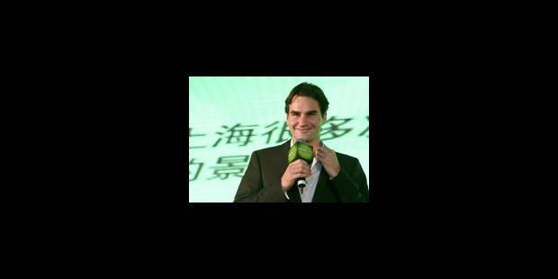 Roger Federer appelle à des sanctions dures - La Libre