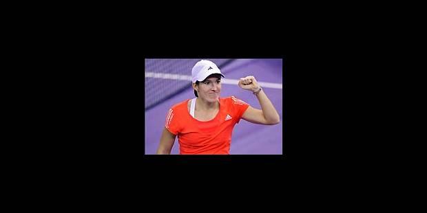 Justine Henin humilie Marion Bartoli - La Libre