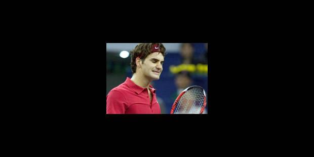 Federer battu par Gonzalez en trois sets - La Libre