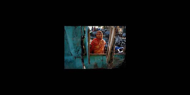Une vraie catastrophe au Bangladesh - La Libre