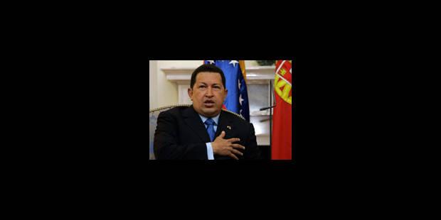 Uribe ne veut plus de Chavez comme médiateur - La Libre
