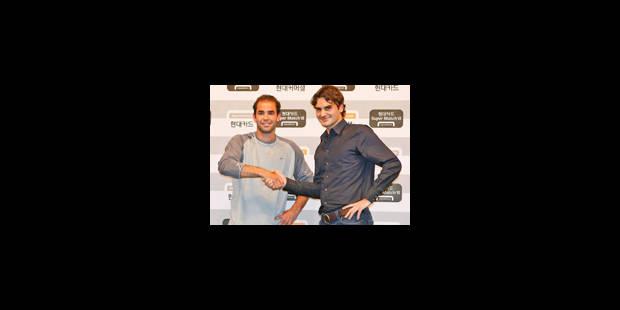 Federer face à la légende - La Libre
