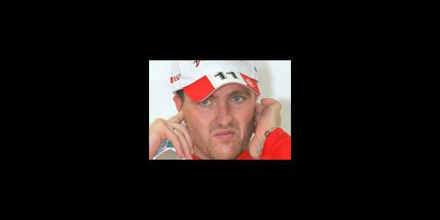 Ralf Schumacher offre ses services à McLaren-Mercedes - La Libre