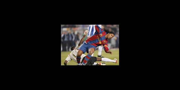 """Ronaldinho aurait un """"accord"""" pour signer à Chelsea - La Libre"""