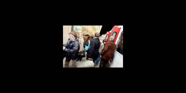 Grève SNCB surtout à Bruxelles et en Flandre - La Libre