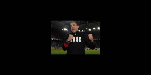 Philippe Vande Walle quitte le Sporting - La Libre