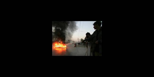 Les émeutes ont déjà fait 32 morts - La Libre