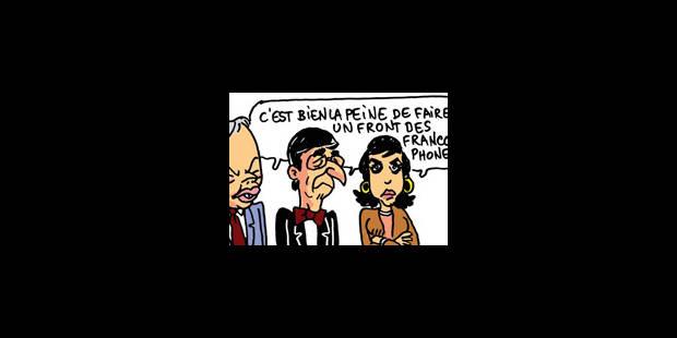 """Le monde de """"Clou"""" sans caricature - La Libre"""