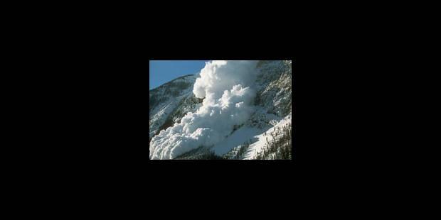 Quatre morts dans une avalanche - La Libre