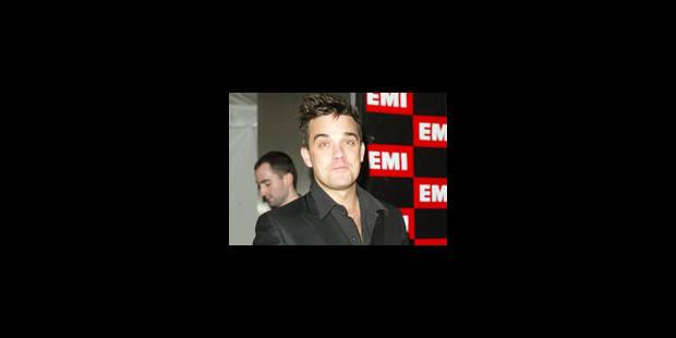 Robbie Williams fait grève! - La Libre