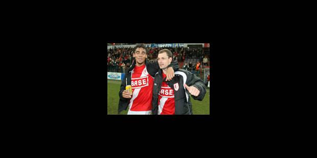 Cercle Bruges-Standard en quarts
