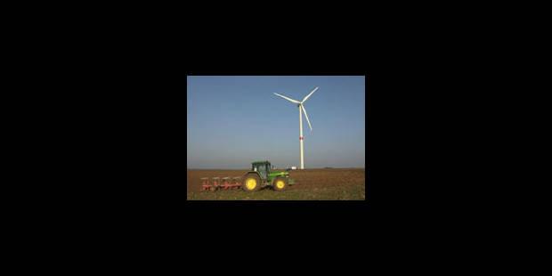 Objectif belge: 13% d'énergies vertes d'ici 2020 - La Libre