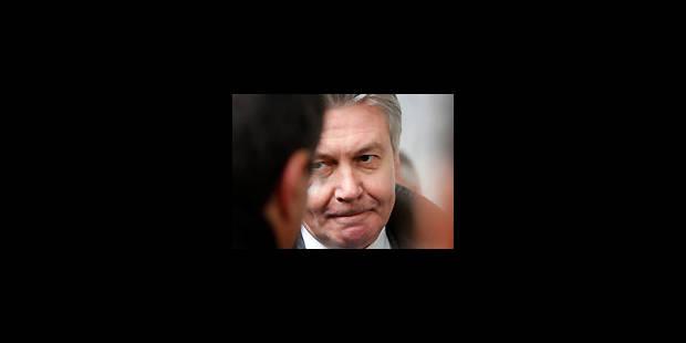 """De Gucht parle de """"génocide sexuel"""" - La Libre"""