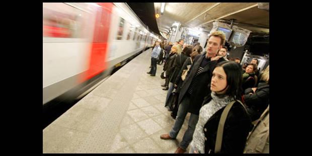 Grève des accompagnateurs de trains - La Libre