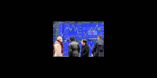 Wall Street en net repli malgré la Fed - La Libre