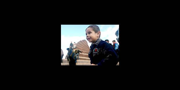 La fuite en Egypte des Gazaouis - La Libre