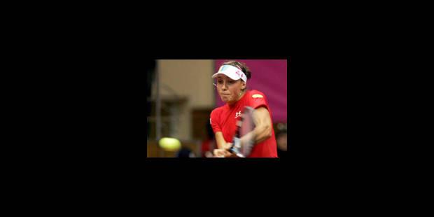 Entre Clijsters et Sharapova - La Libre