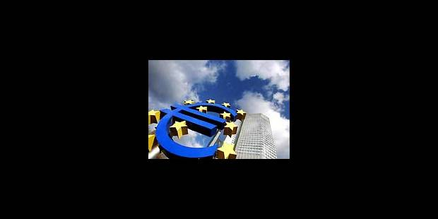 La BCE de plus en plus pessimiste - La Libre