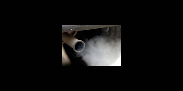 Taxer les autos qui émettent plus de CO2 - La Libre