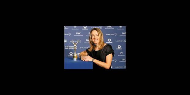 Justine Henin enfin honorée ! - La Libre