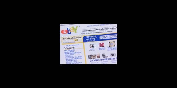 La carte d'identité électronique permettra de s'enregistrer sur eBay - La Libre
