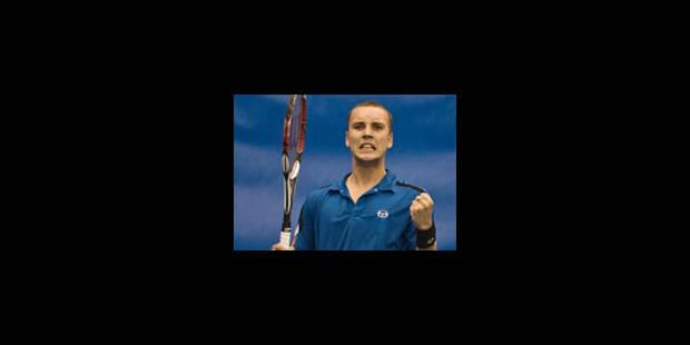 Steve Darcis est le numéro 1 belge - La Libre