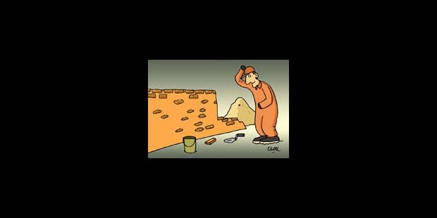 Construction cherche travailleurs - La Libre