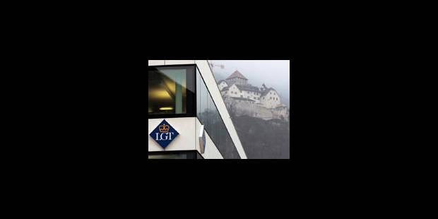 Le Liechtenstein, là où le scandale a éclaté - La Libre