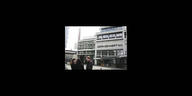 Agfa-Gevaert déçoit encore - La Libre