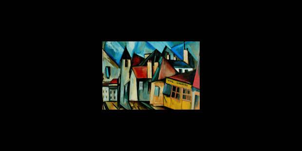 Vlaminck, un instinct fauve à Paris - La Libre