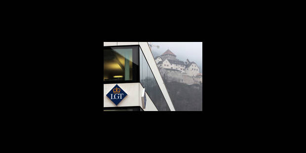Liechtenstein : risque de blanchiment - La Libre