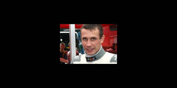 Grave accident de Larry Cols, le copilote est décédé - La Libre