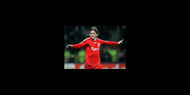 Torres envoie les Reds au septième ciel - La Libre