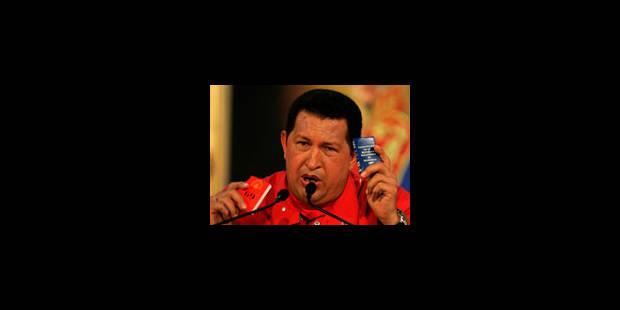 Chavez appelle le chef des Farc à libérer Ingrid Betancourt - La Libre