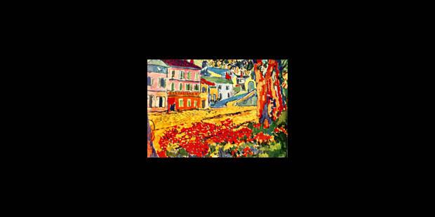 Vlaminck, des couleurs plein les yeux - La Libre