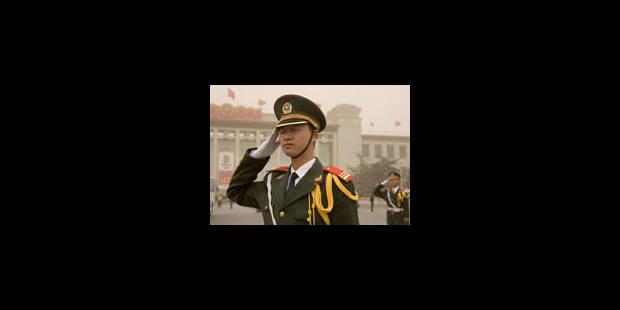 Pékin jure de protéger son territoire - La Libre