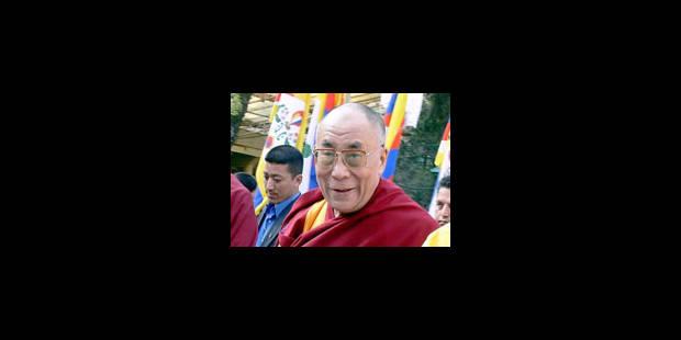 Le Dalaï Lama menace de démissionner - La Libre