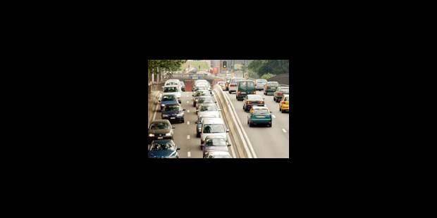 Week-end rouge en vue sur les routes - La Libre