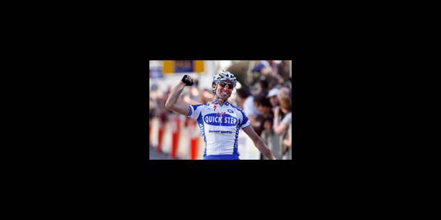 Barredo remporte la 5e étape - La Libre